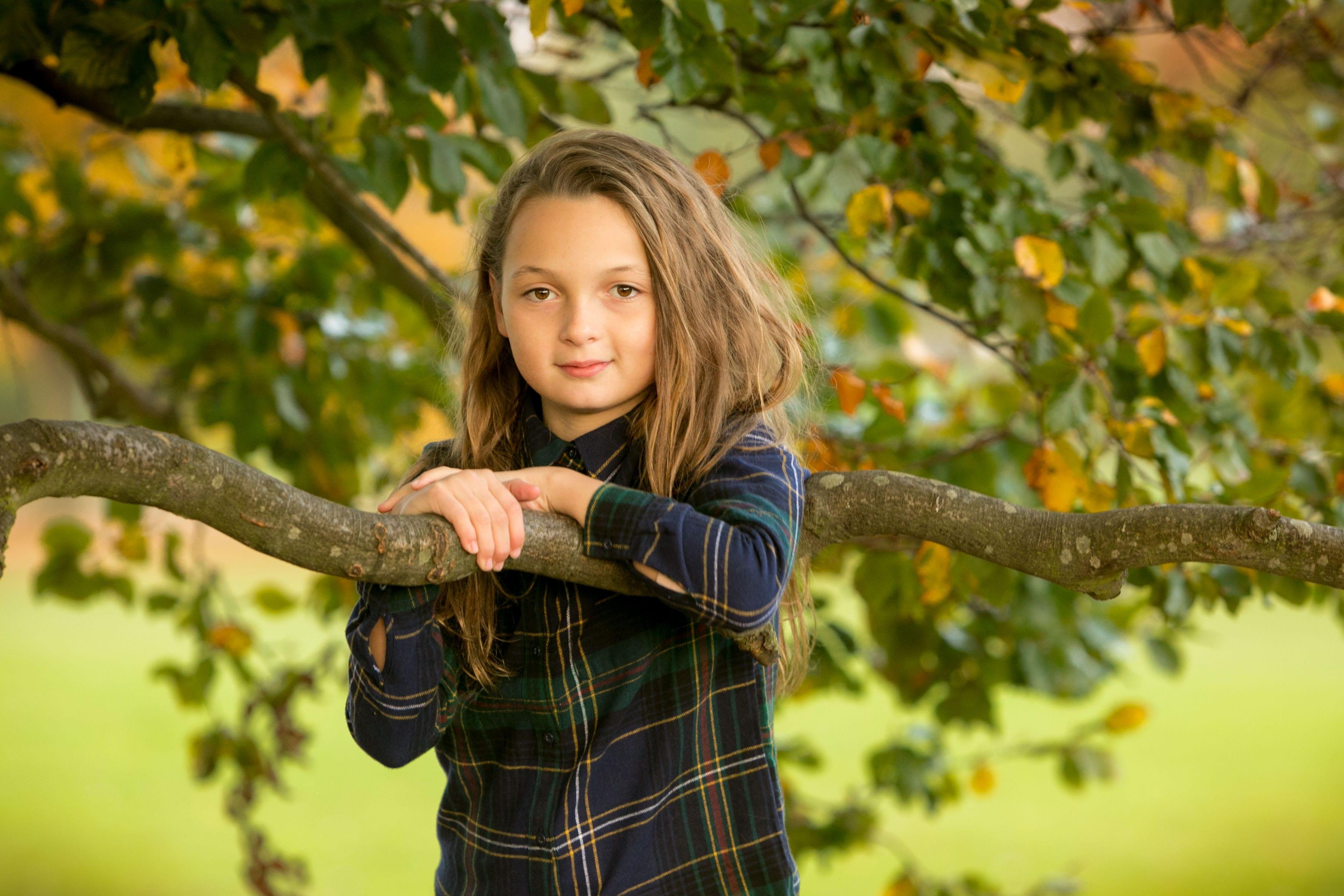 girl branch