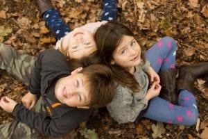 siblings leaves