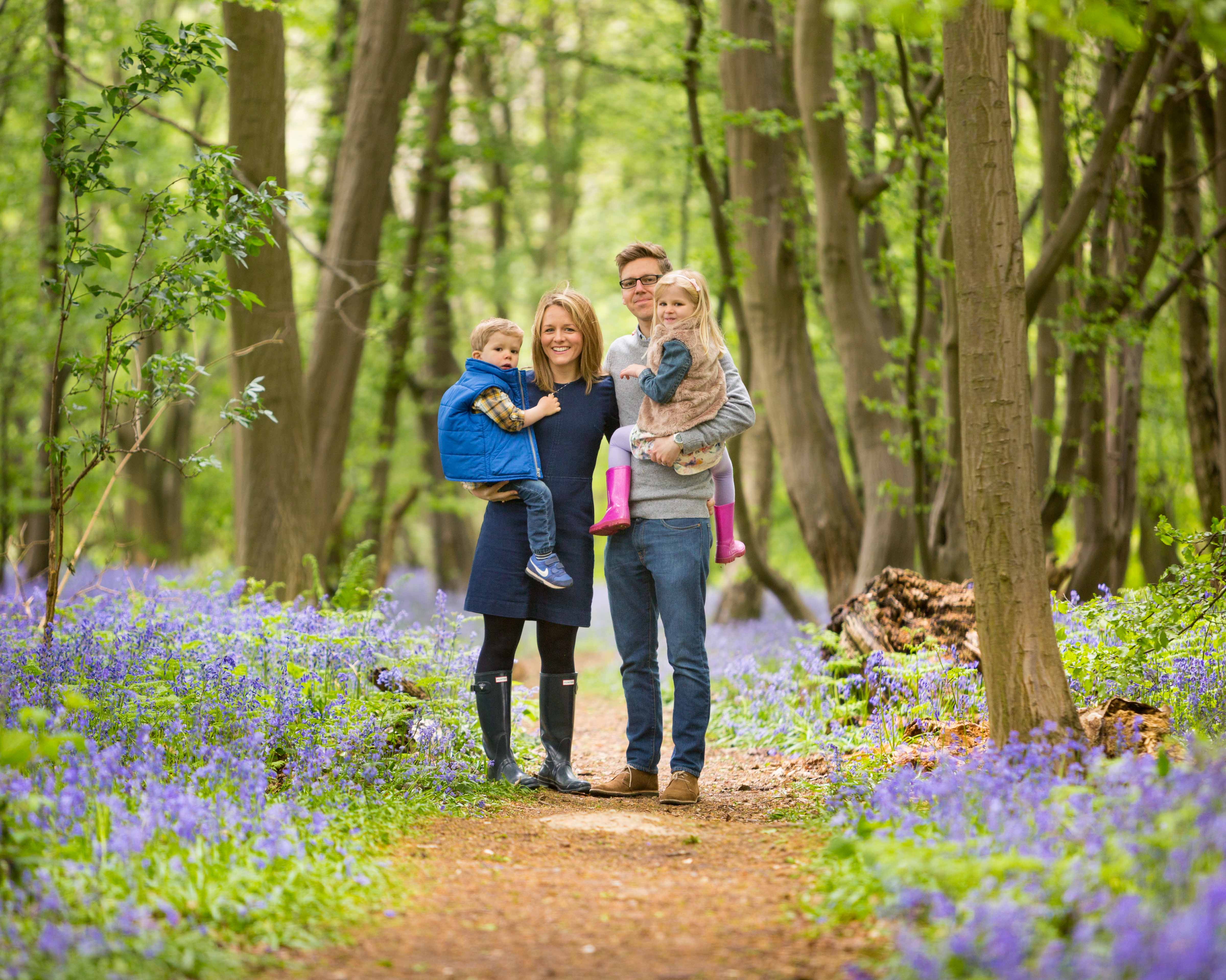 bluebell family