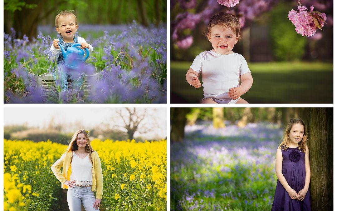 Spring Photo Shoots