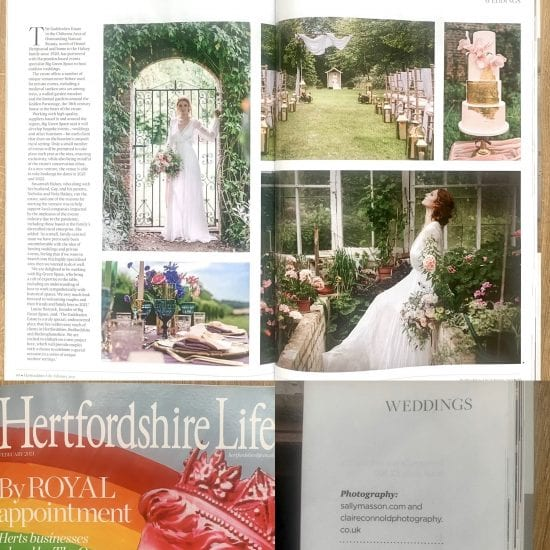 Hertfordshire Life feature